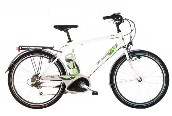 Bianchi Puch Green Bike
