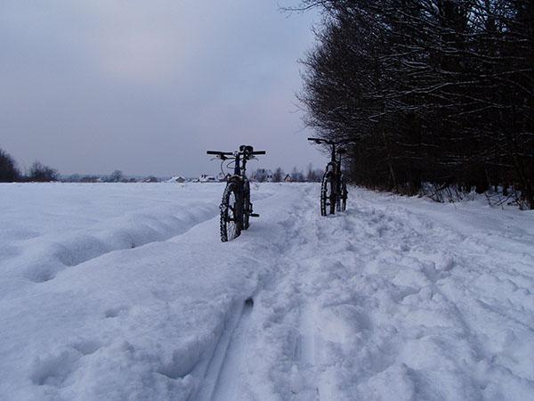 Rower zim?