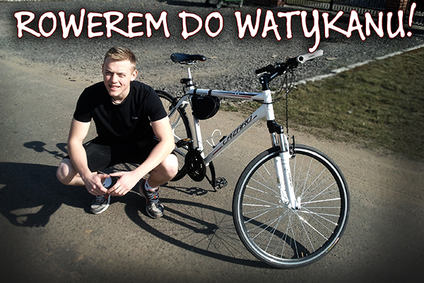 2000 km do Watykanu